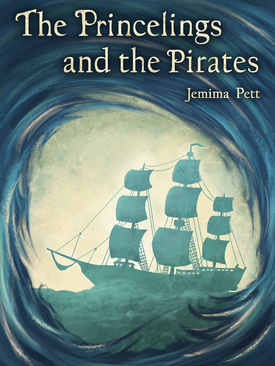 Tuesday Read – Princelings and the Pirates