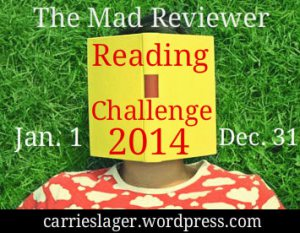 The Mad Reviewer Reading Challenge
