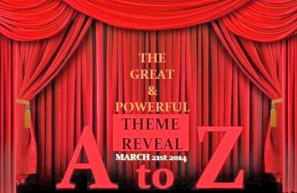 Tuesday haiku – AtoZ Theme Reveal