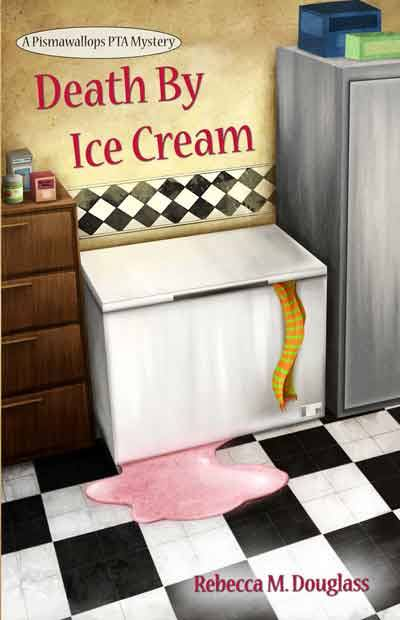 Book Review: Death by Ice Cream by Rebecca M Douglass