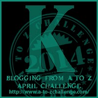 K is for Kilo – and a book review