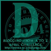 D for Delta and some Flash Fiction on Friday