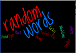 FF Random Words