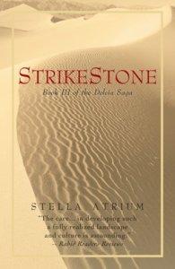 Book Review: StrikeStone by Stella Atrium