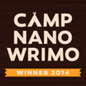 Camp NaNoWriMo 2014