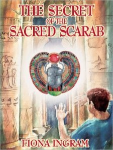 Book Review| The Secret of the Sacred Scarab by Fiona Ingram