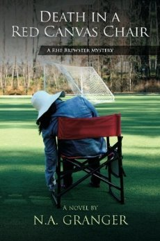 Book Review: Death in a Red Canvas Chair by N A Granger