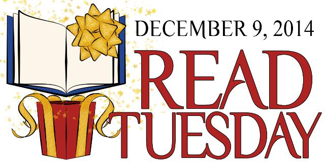 Read Tuesday – one week to go!