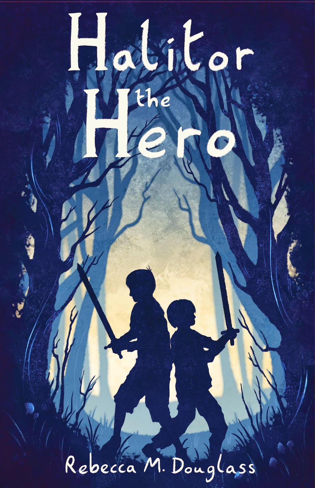 Book Blast: Halitor the Hero by Rebecca M Douglass