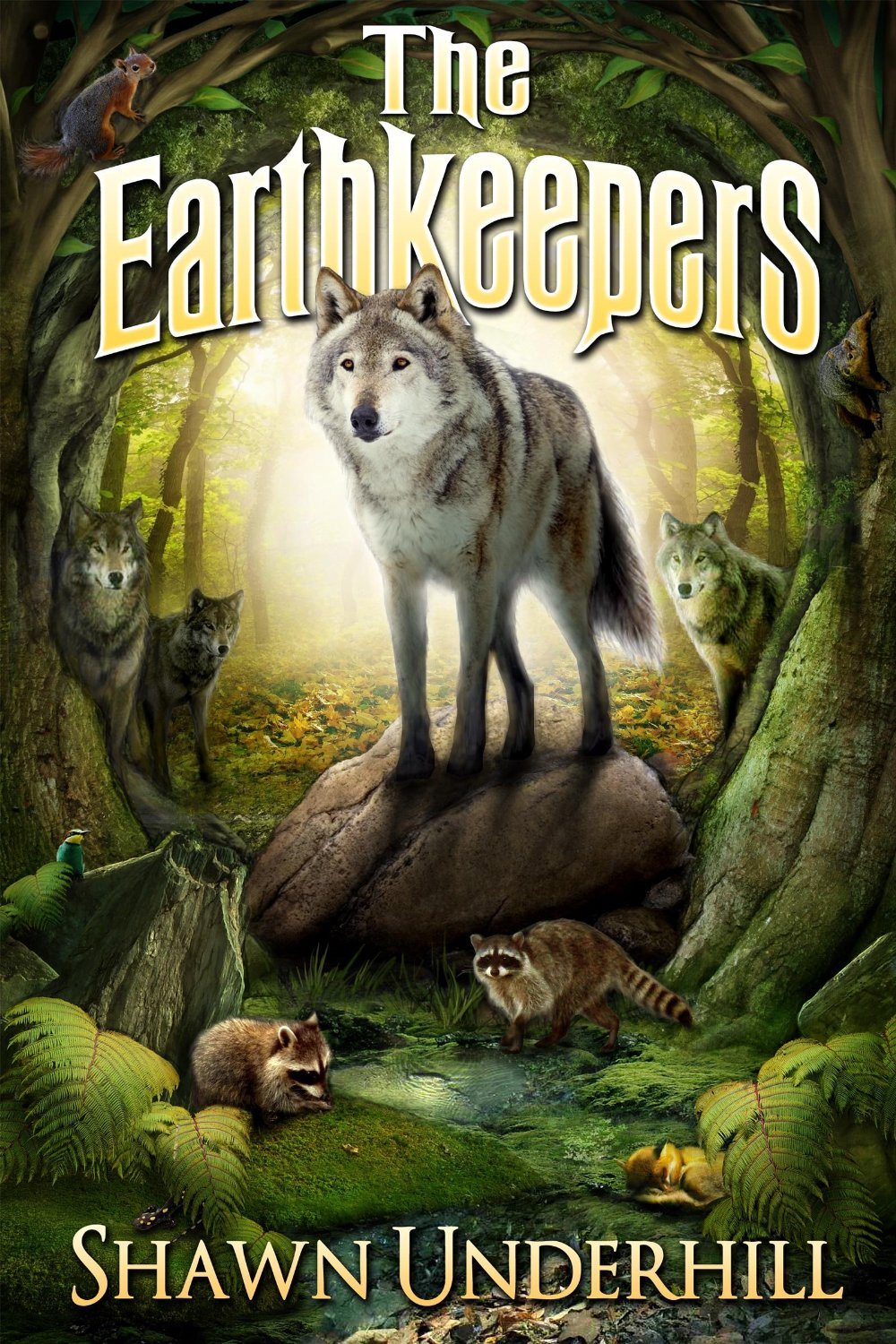 Book Review | The Earthkeepers by Shawn Underhill