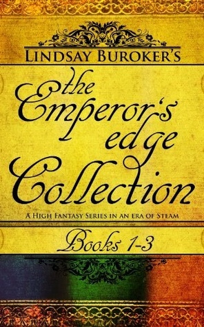Book Review | The Emperor's Edge (Book 1) by Lindsay Buroker