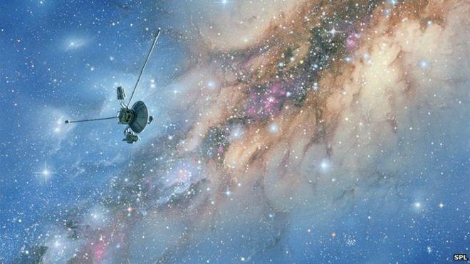 Voyager – and Mr Planemaker