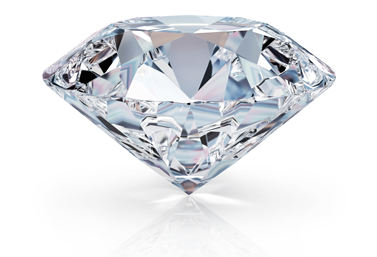 Diamonds (and half a book review)