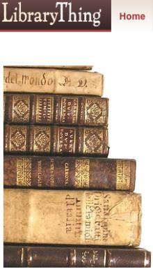 librarything logo blurbs in haiku