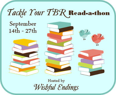 Starts Today – Tackle TBR Readathon #TackleTBR