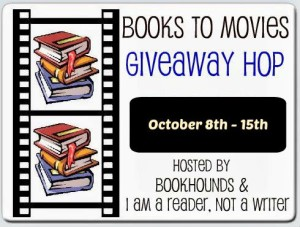 Books to Movies Giveaway Hop