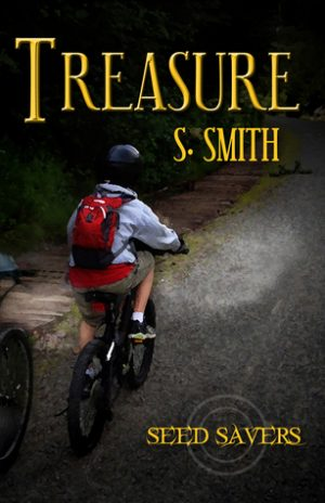 Review and Blog Tour | Treasure by S. Smith