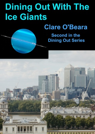 Book Review | Dining Out with the Ice Giants by Clare O'Beara