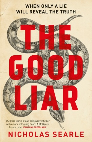 Book Review | The Good Liar by Nicholas Searle