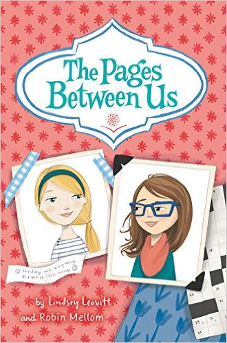 Book Blast   The Pages Between Us by Lindsey Leavitt