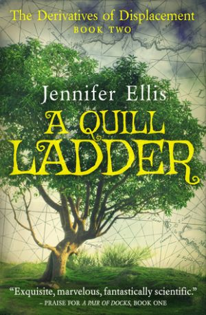 Book Review | A Quill Ladder by Jennifer Ellis