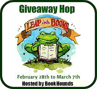 Leap into Books Giveaway Hop