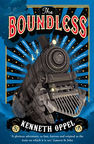 Book Review | The Boundless by Kenneth Oppel