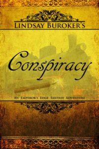 Turgonia in Conspiracy (Emperor's Edge 4) by Lindsay Buroker