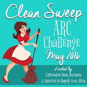 May Clean Sweep ARC Challenge and Children's Book Week