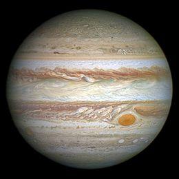 J is for Jupiter
