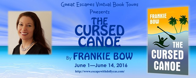 Review and Blog Tour | The Cursed Canoe