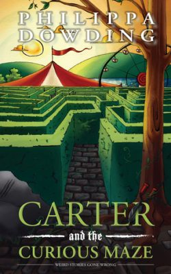 Book Review | Carter and the Curious Maze by  Philippa Dowding