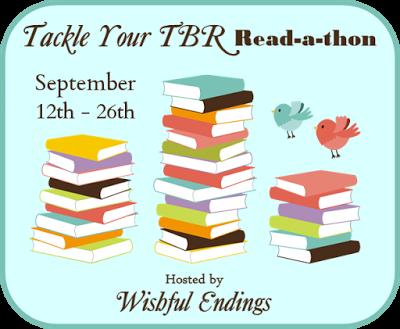 #Tackle TBR Readathon Challenge