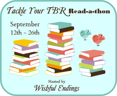 TBR Read-a-Thon 12th-26th September