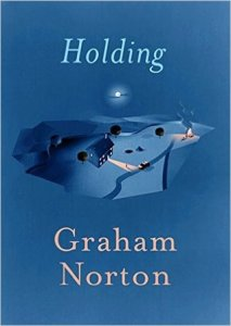 Book Review   Holding by Graham Norton