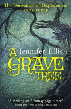 Book Review | A Grave Tree by Jennifer Ellis