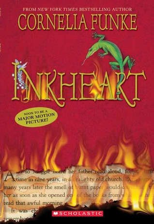Book Review | Inkheart by Cornelia Funke