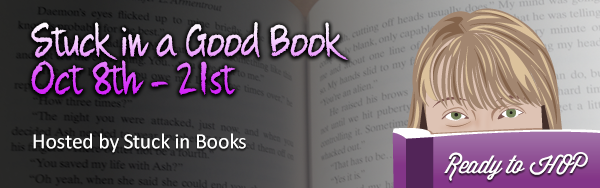 Book Review and Giveaway Hop | Stuck in a Good Book