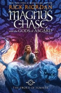 Book Review   Magnus Chase & the Sword of Summer by Rick Riordan