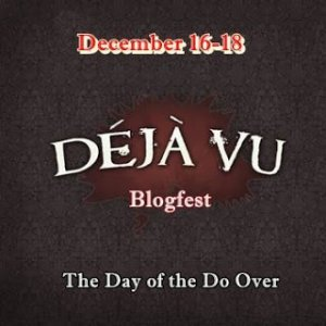 #DejaVu BlogFest    Buckmore at Yule by Willoughby the Narrator