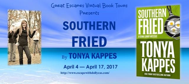 southern fried blog tour