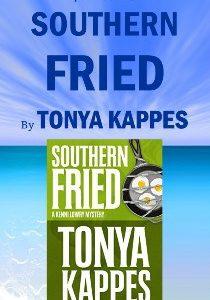 Book Review and Blog Tour | Southern Fried by Tonya Kappes