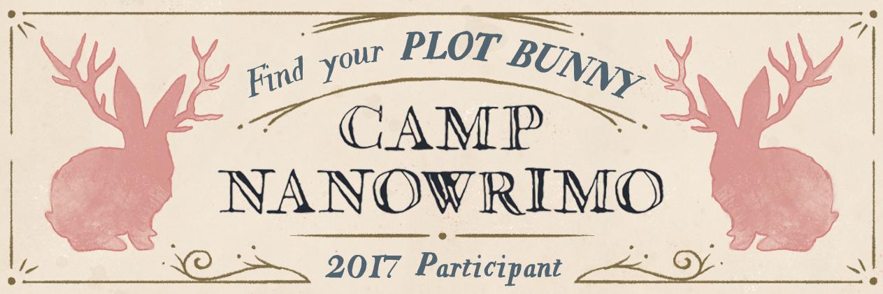 banner camp nanowrimo
