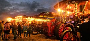 Torbay steam fair - far music