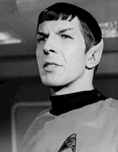 Mr Spock Leonard Nimoy 1967 xtraterrestrials