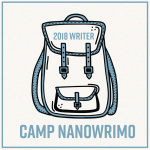 Camp Nano badge July 2018