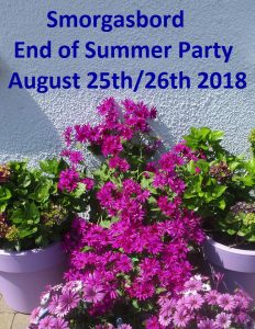 sally cronin end of summer