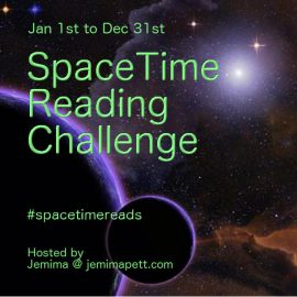 October update for SpaceTime Reading Challenge
