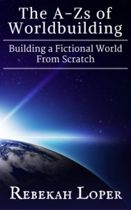 A-Zs of worldbuilding