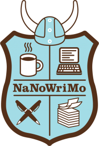 November nanowrimo shield